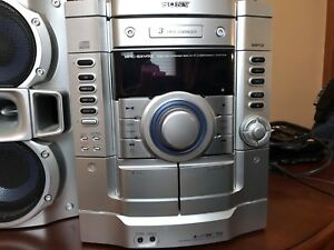 Sony compact stereo system