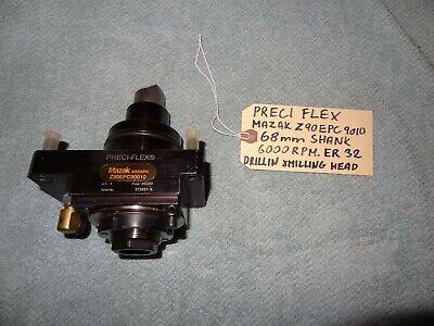 Mazak Preci-flex Z90epc9010 Drilling Milling Head Live Tool 68 Mm Shank
