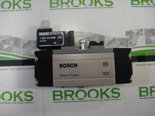 Bosch Spool Valve 5/2 Way/single/double 24vdc, Part #0820051026