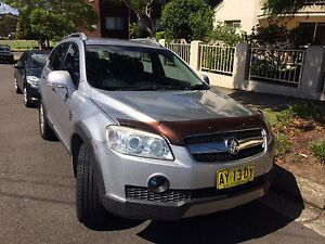 Holden Captiva LX 2008 Villawood Bankstown Area Preview