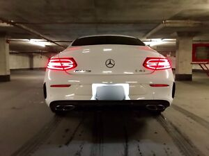 Mercedes-Benz C43 AMG - Lease Takeover