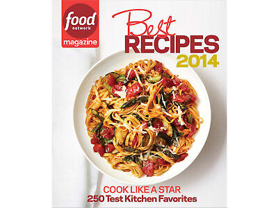 Food Network Magazine Best Recipes 2014  2014  Hardcover