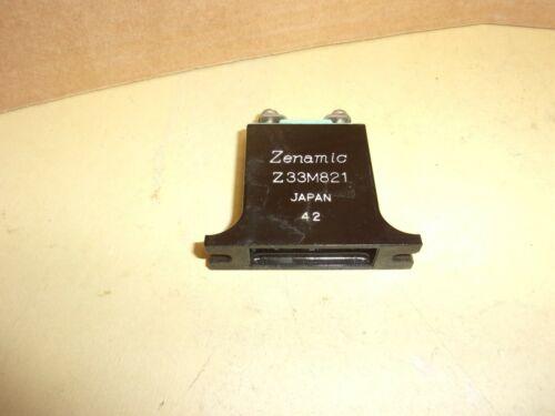 Zenamic Varistor Z33M821 , used