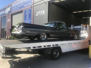 24/7 towing and transport services (from $60)