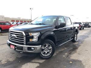 2016 Ford F-150 XLT**5.0L**V8**4x4**CREW CAB**BLUETOOTH**