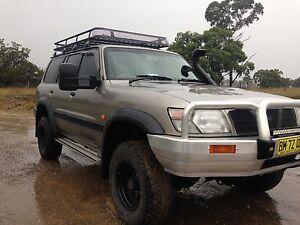 Nissan patrol Armidale Armidale City Preview