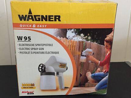 Wagner W95 Fence Sprayer