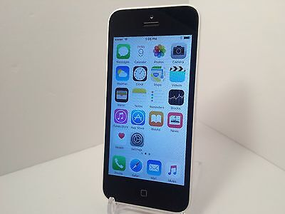 Apple iPhone 5c - 8GB - White (Verizon/Unlocked) A1532 (CDMA + GSM) (B)