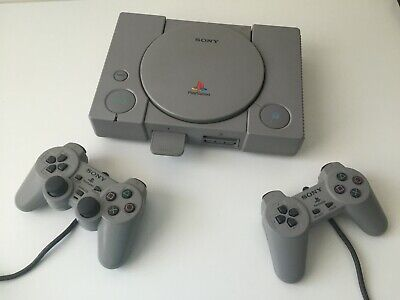 Used, Console de Jeux Sony Playstation 1 + 2 Manettes for sale  Shipping to Nigeria