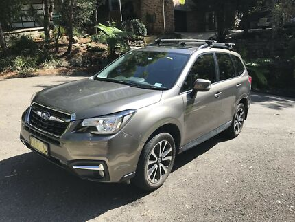 2017 Subaru Forester 2.5 Si Premium Edition Cromer Manly Area Preview