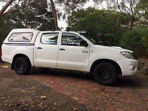 Toyota hilux SR 4x2 Eltham Nillumbik Area Preview