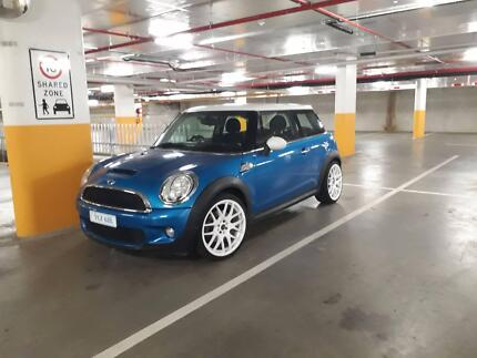Awesome little MINI Cooper S