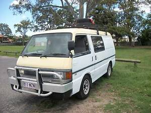 1994 Ford Econovan Maxi. Backpacker Van Brisbane City Brisbane North West Preview