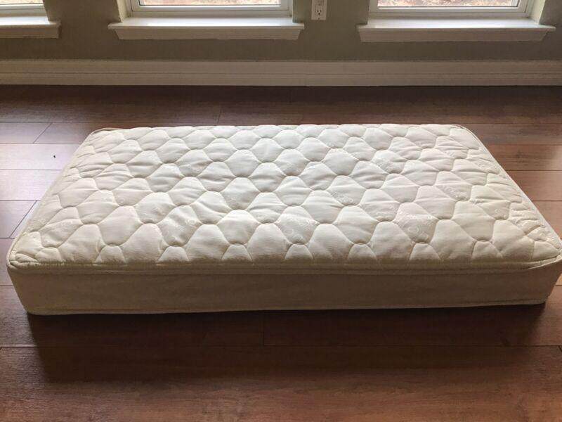Naturepedic Cotton Crib Mattress (Organic Deluxe 252)