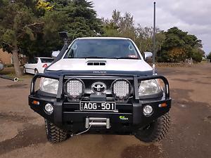 Toyota hilux sr5 upgraded turbo diesel 4x4 Tarneit Wyndham Area Preview
