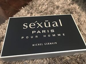Men's cologne- Michael germain