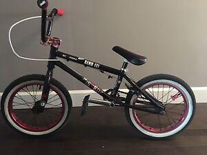 """2015 WeThePeople Seed 16"""" bmx bike"""
