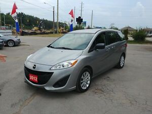 2012 Mazda Mazda5 GS !!CERTIFIED!!FINANCING!!WARRANTY!!