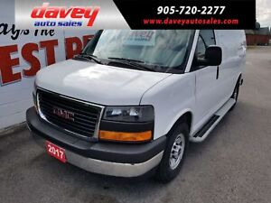 2017 GMC Savana 2500 Work Van AIR CONDITIONING, POWER WINDOWS...