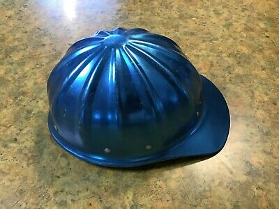 Vintage Fibremetal Hard Hat Helmet Superlite Rare Mancave Decoration Usa 1960s