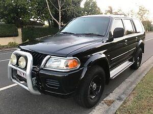 2000 Mitsubishi Challenger(4x4) Auto Rego & RWC $  4700 Belmont Brisbane South East Preview