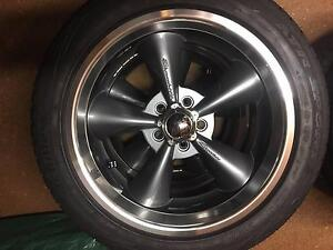 ShowWheels Streeters plus Tyres - All NEW!! Corlette Port Stephens Area Preview