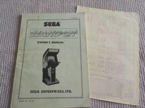 Sega Hang-On Owner