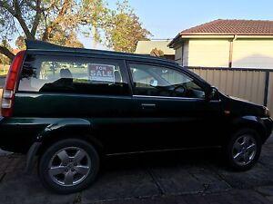1998 Honda HRV (4x4) Wagon Beresfield Newcastle Area Preview