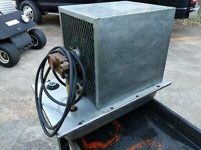 Bernard 3500ss Tig Mig Welding Torch Water Cooler Chiller
