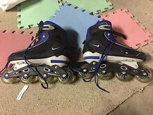 NIKE N-DORFIN SELECT ROLLERBLADES INLINE SKATES  like new size 10 Springvale Greater Dandenong Preview