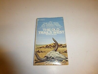 THE OLD TRAILS WEST VOL.1 by Ralph Moody, First Printing, 1973 COMSTOCK ED B100