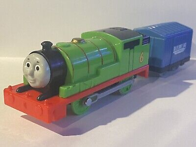 Talking Percy Trackmaster Train From Thomas And Friends Collection 2014