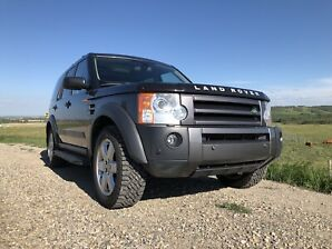 2006 Land Rover LR3 HSE - with records