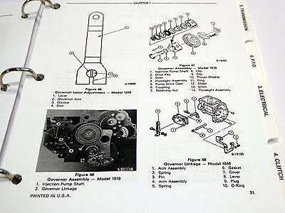 Ford 1310, 1510, 1710 Tractor Service Manual Repair Shop Book NEW w on ford glow plug relay wiring diagram, ford instrument cluster wiring diagram, ford dome light wiring diagram, ford starter wiring diagram, ford coil wiring diagram, ford brake light wiring diagram, 1981 ford f100 wiring diagram, ford windshield wiper motor wiring diagram, ford fuel gauge wiring diagram, 78 ford bronco wiring diagram, ford oxygen sensor wiring diagram, ford distributor wiring diagram, ford transmission wiring diagram, ford ballast resistor wiring diagram, ford voltage regulator wiring diagram, ford headlight wiring diagram, ford blower motor wiring diagram, ford ignition wiring diagram, ford mass air flow sensor wiring diagram, 1989 ford f350 wiring diagram,