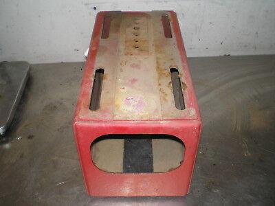 1951 Farmall C Seat Base