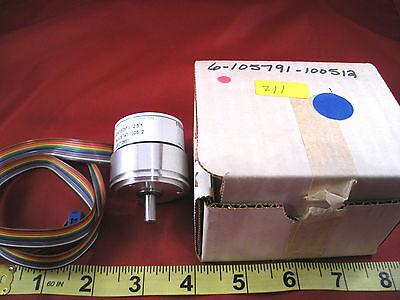 Stegmann Lk15dm 512 51 Optical Encoder 5vdc 6-105797-100512 Lk15 Dm 512 5.1 Nos