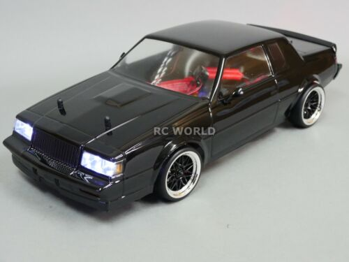 1/10 RC Car BODY Shell BUICK GRAND NATIONAL 200mm *Unpainted*  CLEAR