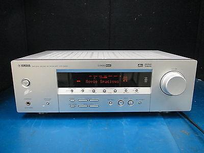 Yamaha Natural Sound AV Receiver Model:HTR-5930 240W 120V 320VA 60H