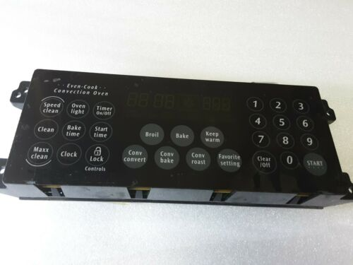 316418704 Repair Service For Frigidaire Oven / Range Control Board UC-5.21 - $39.99