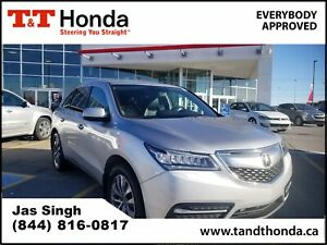 2014 Acura MDX Tech Package * Navi, Power Tailgate, Heated Seats