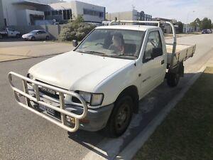 1999 Holden Rodeo V6 LPG
