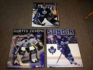 Toronto maple leafs plak poster boards