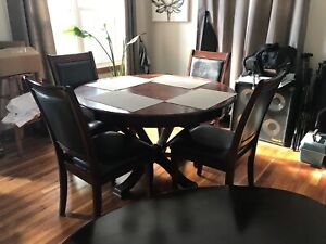 Dining Room Set with Coffee Table