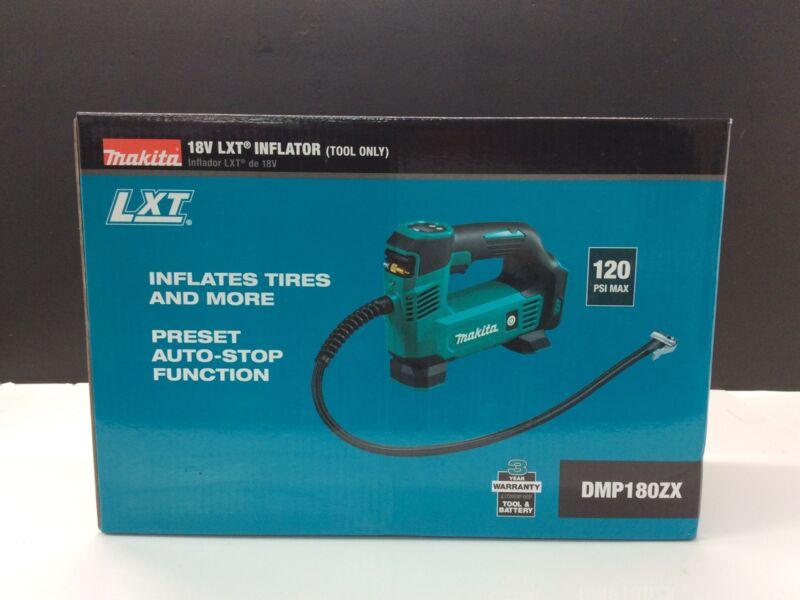 Makita DMP180ZX 18V LXT Li-Ion Inflator Tool Only New Free Shipping