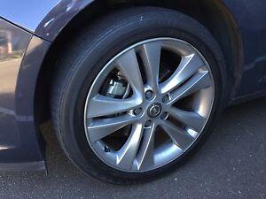 Cruze Astra Captiva 18 wheel tyre set Ryde Ryde Area Preview