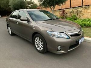 '10 Toyota Camry Hybrid Auto Sedan with NO DEPOSIT FINANCE!* Beaconsfield Fremantle Area Preview