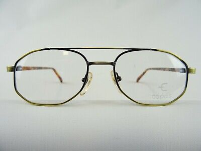 Cheap Pilot Eyeglasses Herrenfassung Topas Vintagebrillen Metal/Plastic (Cheap Eyeglasses For Men)