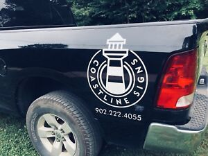 Vehicle Lettering and Graphics