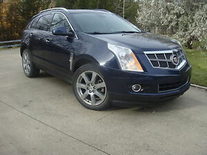 2010 Cadillac SRX 2.8T Performance SUV, Crossover