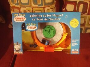 Brand new thomas spinning sodor set for $30. Windsor Region Ontario image 1